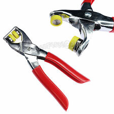 Fastener Snap Pliers For 9.5mm Button Snap Fixing Tool Studs DIY Jeans US Stock