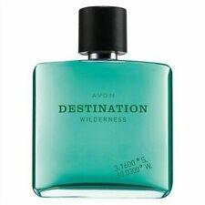 Avon Mens Destination Wilderness For Him EDT Spray: 75ml Boxed New DISCONTINUED