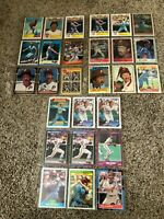Lot (44) Mike Schmidt Phillies Baseball Cards and Stickers