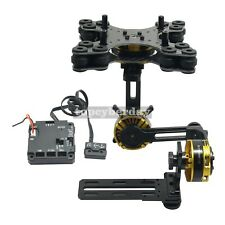 DYS Mini DSLR 3 Axis Brushless Gimbal with Motors and Control for NEX5/6/7 FPV
