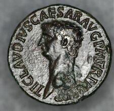 Claudius AS. Minerva. AD41-54