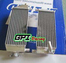Aluminum Radiator for Yamaha YZ250 2002 03 04 05 06 07 08 09 10 11 12 2013