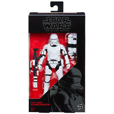 Hasbro Star Wars Black Series Flametrooper The Force Awakens Action Figure 15cm