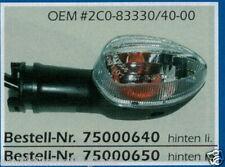 Yamaha YZF 600 R6 KLARGLAS - Lampeggiante - 75000640