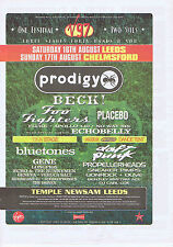PRODIGY / BECK / FOO FIGHTERS / PLACEBO V97 press clipping