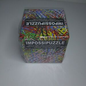 """Funtime Puzzle Co. ImpossiPuzzle 100 Piece """" Challenging """"Jigsaw Puzzle"""