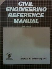 Civil engineering reference manual  Engineering review manual series