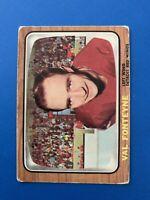 Val Fonteyne 1966-67 Topps Vintage Hockey Card #108 Detroit Red Wings