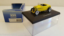 UH ' '32 Ford Street Road yellow / black graphics (1/43)
