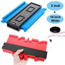 2 Set Large 10 Inch Widen Contour Gauge Duplicator 5 Inch Shape Profile Tool
