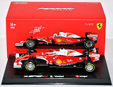 Ferrari SF16-H F1 Ray Ban Avec Chauffeur #5 Sebastien Vettel 2016