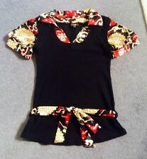 EG&G Short Sleeve Maternity Tops
