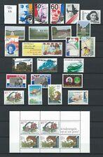 Niederlande Jahrgang 1980 Postfrisch nach NVPH Komplett