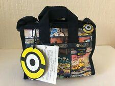 BRAND NEW! Lesportsac Petite Weekender Crossbody Shoulder Bag Minion