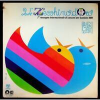 Piccolo Coro Dell'Antoniano - 24° Zecchino D'Oro 1981 - Soedi - Vinile V043058