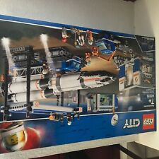 LEGO City: Rocket Assembly & Transport (60229) New in sealed package