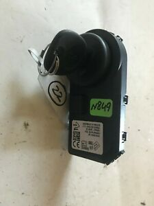 2006-2013 CHEVROLET IMPALA IGNITION SWITCH W/ KEY & IMMOBILIZER OEM 20801540