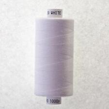Fil à Coudre Moon en Polyester 915 Mètres : Blanc - Mercerie Couture