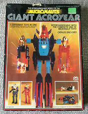 VINTAGE MEGO MICRONAUTS GIANT ACROYEAR IN ORIGINAL BOX
