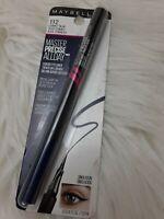 Maybelline Eyestudio Master Precise All Day Liquid Eyeliner, Cobalt Blue  WN112