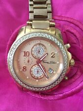 Thomas Sabo Glam Chrono Rose Gold Watch MX3047 --40MM RRP £399 New Valuation