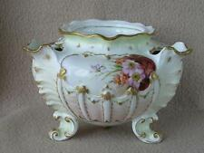 Antique Victorian Continental porcelaine autrichienne Paris Limoges vase main