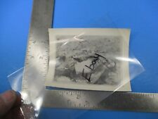 "WWII Original RARE Photo Luzon Island Dead Soldier ""Good Jap"" S5360"