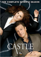Castle: The Complete Seventh Season [New DVD] Boxed Set, Dolby, Subtitled, Wid