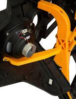 Alloy Art Strong Arm II Inner Fairing Speaker Support Brackets FLH Harley