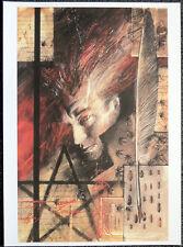 JOHN CONSTANTINE HELLBLAZER REPRO POSTER . DAVE MCKEAN 1988 ART . DC COMICS D74