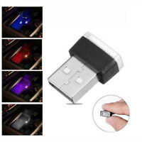 LP Mini USB LED Auto Ambientebeleuchtung Innenraumbeleuchtung Atmosphäre Lampe