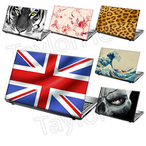 """15.6"""" TaylorHe Laptop Vinyl Skins Sticker Decal Covers MADE IN UK New Range"""