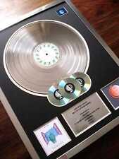 GENESIS - DUKE LP - MULTI PLATINUM DISC RECORD AWARD ALBUM