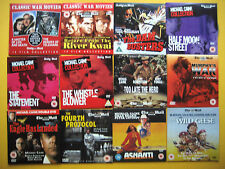 SELECTION OF MOVIES, VARIOUS DAILY MAIL/MAIL ON SUNDAY PROMOTION (12 DVD'S) 012