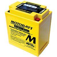 New Motobatt Battery For Suzuki GS500, F 500cc 01-11 12N10-3A 12N10-3A-2 YB10L-B