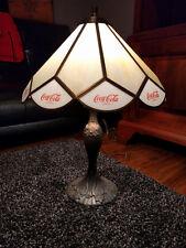 antique Dale / Meyda Tiffany Coca Cola Table lampshade