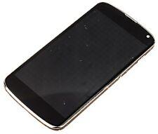 LG Nexus 4 16GB Wireless Android Smartphone Black UNLOCKED/FACTORY RESET