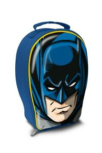 Batman 3D Bag Lunch Toys Books Box Children Kids School Nursery Avengers