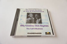 Billy Eckstine/Dick Haymes - You Call It Madness-Digitally Remastered, Doppel CD