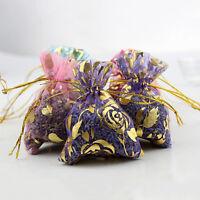 3/6/12 Stück / Los Duftbeutel Sachets Lavendel mit französischem Lavendel Schön