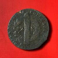 #4902 - Louis XVI 2 sols 1792 W Lille TB+