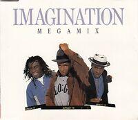 Imagination Maxi CD Megamix - Germany (M/M)
