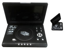 LETTORE DVD PORTATILE MP3 MP4 9.8 POLLICI LCD DVX VIDEO CD FOTO SLOT SD USB FM
