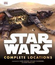 Star Wars: Complete Locations by Jason Fry, Dorling Kindersley Publishing...