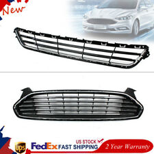 Ford Upper&Lower Front Radiator Grille Grill Kit For 2013-2016 Fusion/Mondeo US