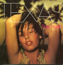 Texas CD The Hush - Europe (EX+/EX+)