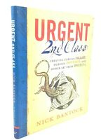 Urgent 2nd Class - Signed by Author Nick Bantock - PB 2004