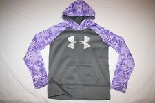 Under Armour Storm Hoodie Cold Gear Youth L NEW