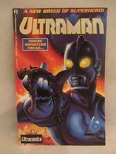 Ultracomics  - Ultraman  #2 of 3 August. 1993  Good Condition   (617)