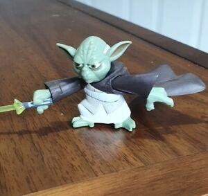 Star Wars Yoda Tartakovsky Clone Wars fig